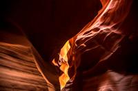 Upper Antelope Slot Canyon # 3